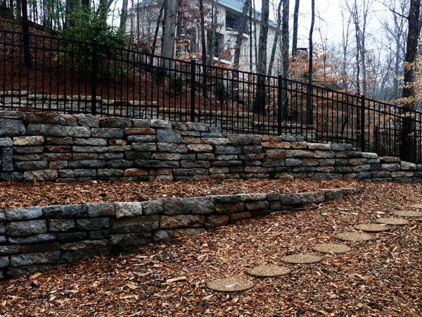 Atlanta Retaining Walls Modular Block Systems Concrete Walls