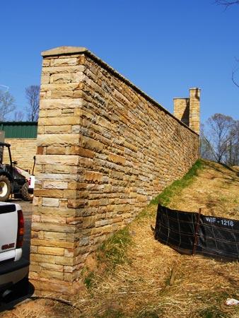 Atlanta Retaining Walls Modular Block Systems Concrete Walls